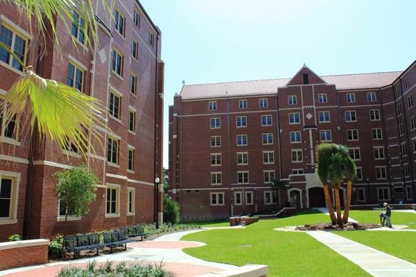 University Housing News Dedication Ceremony Dorman And Deviney Residence Halls